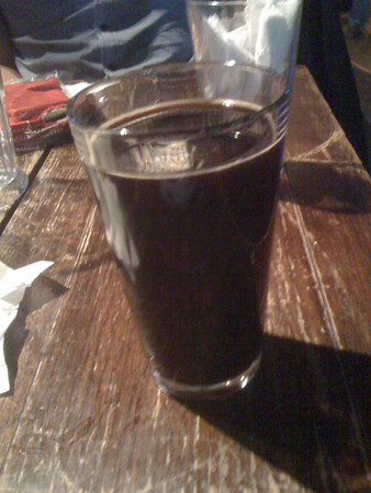 Depth Charge Espresso Milk Stout